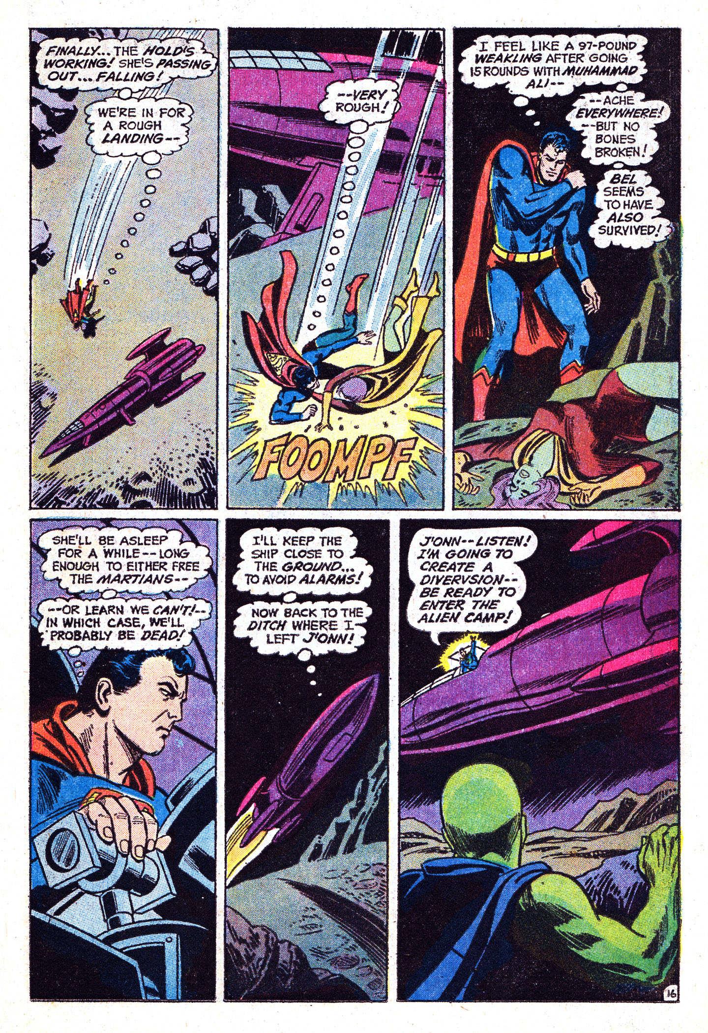 Read online World's Finest Comics comic -  Issue #212 - 21
