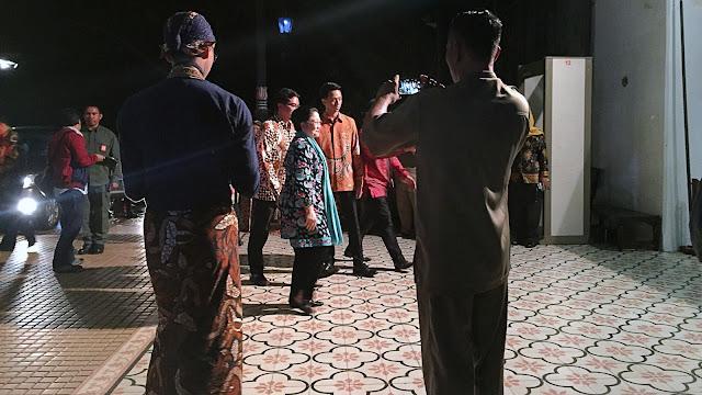 Keraton Yogyakarta Tolak Jokowi-Mega karena Bawa Aura Negatif?