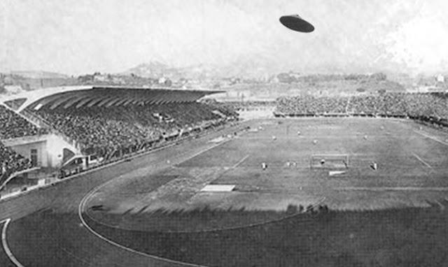 Η ιστορία της μίας και μοναδικής φοράς που ποδόσφαιρο διεκόπη λόγω... UFO