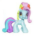 MLP Rainbow Dash Easter Eggs Holiday Packs Ponyville Figure