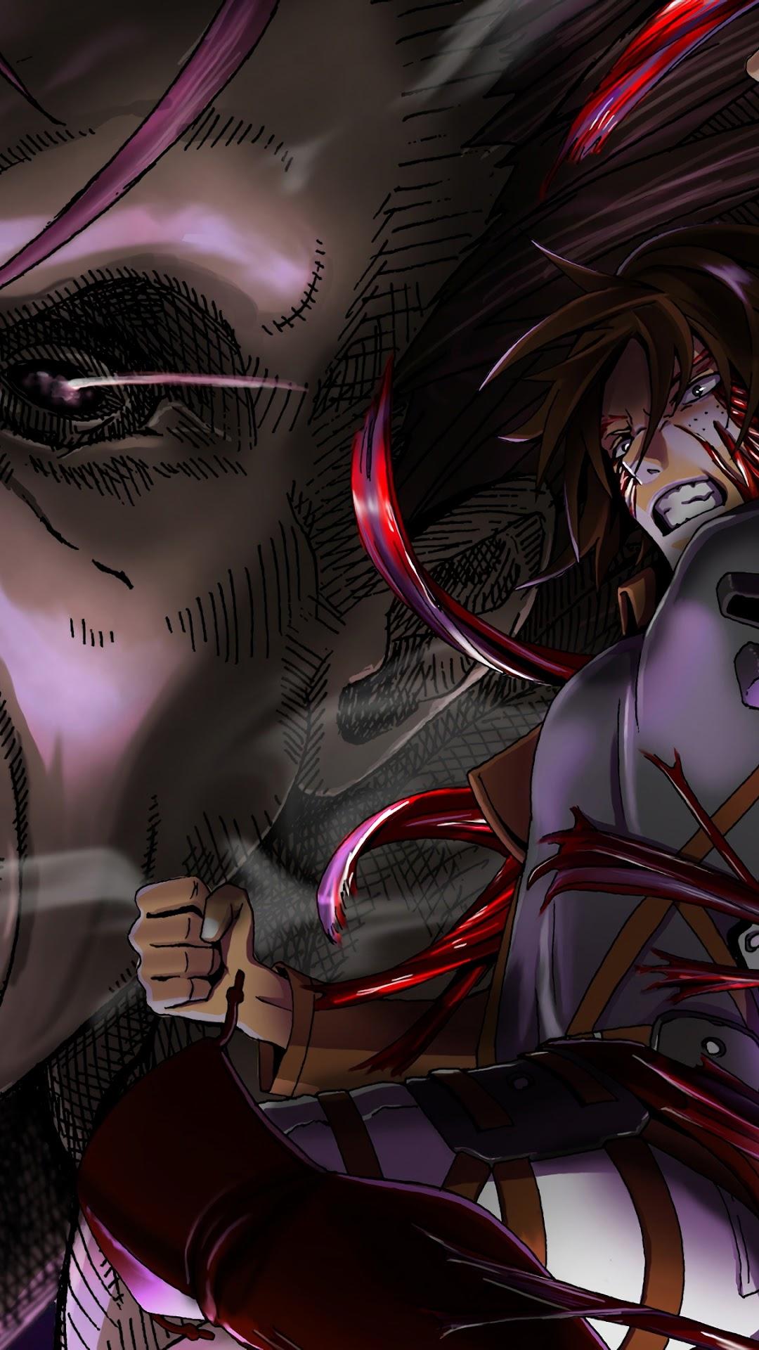Ymir Attack On Titan Anime