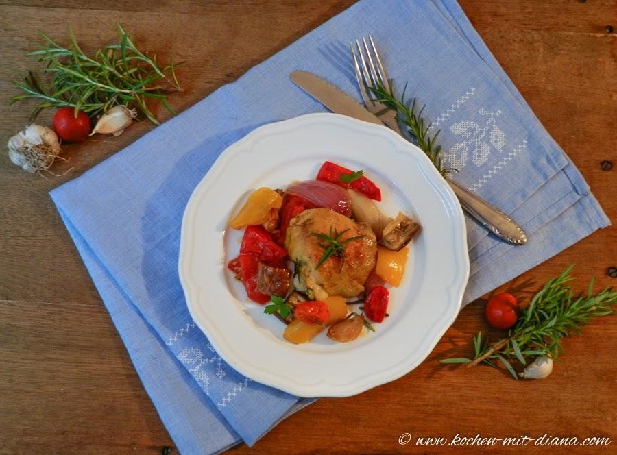 Ruck-Zuck Huhn aus den Ofen