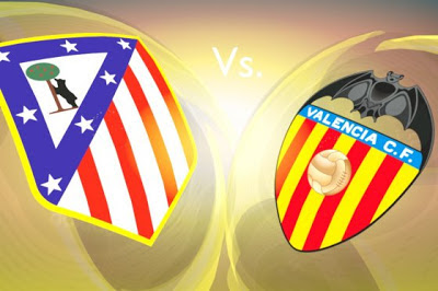 Valencia vs Atletico De Madrid