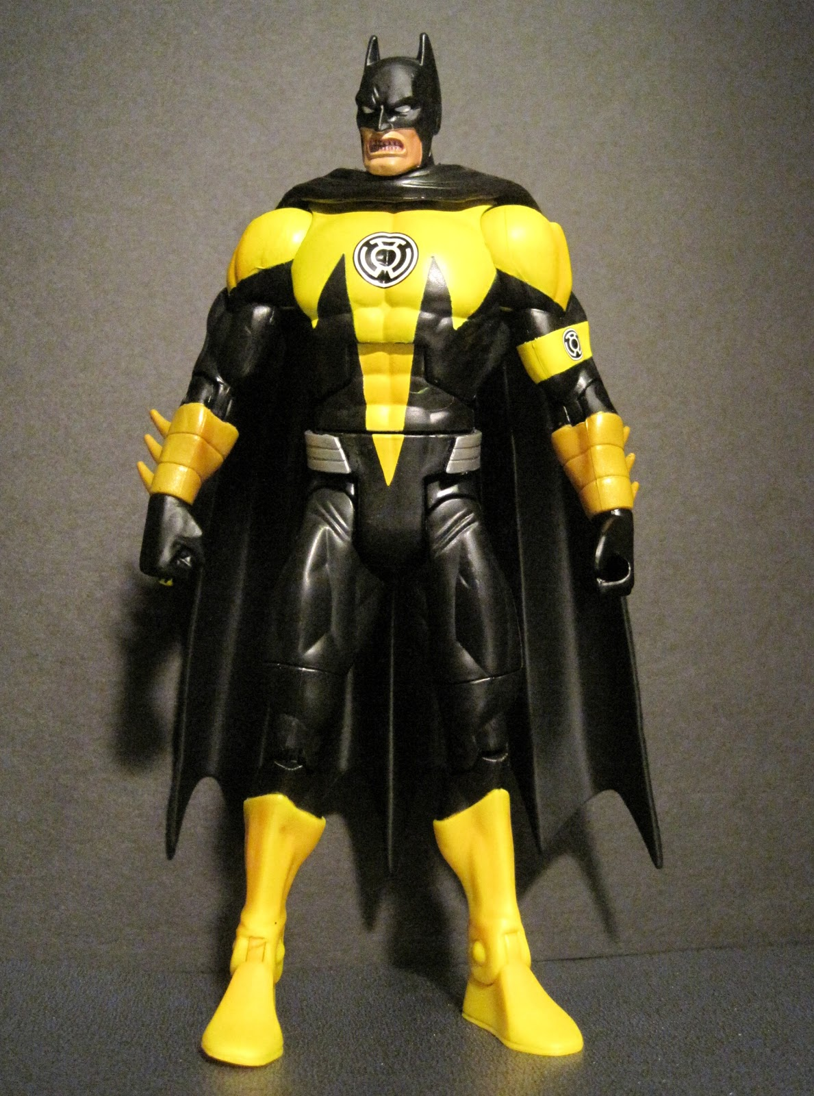 Buy DC Universe Classics Sinestro CorpsYellow Lantern Scarecrow Collectible Figure Action amp Toy Figures Amazoncom FREE DELIVERY possible on eligible purchases