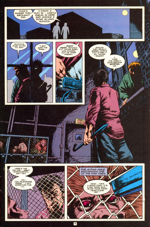 Read online Animal Man (1988) comic -  Issue #83 - 10
