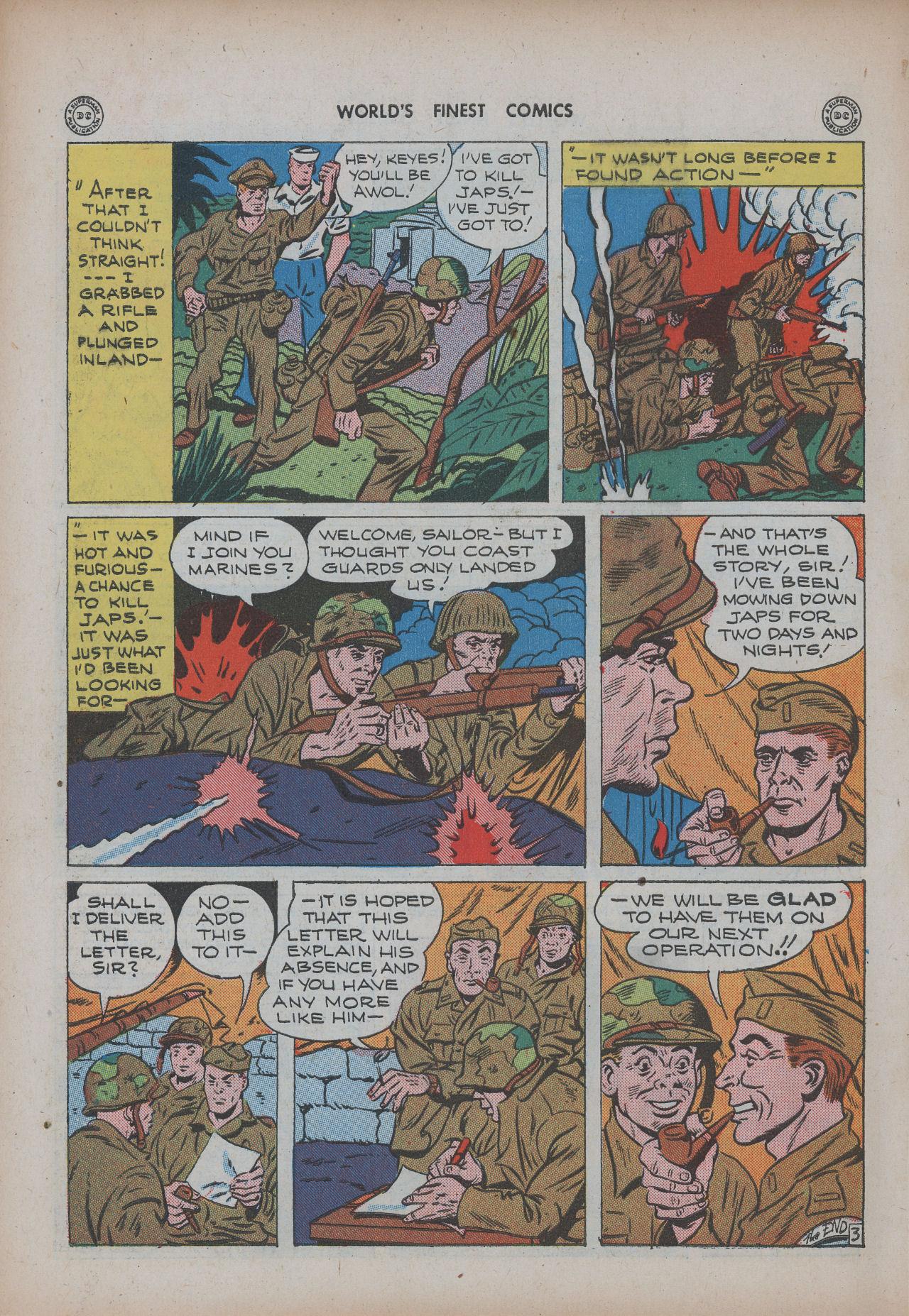 Read online World's Finest Comics comic -  Issue #20 - 50