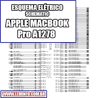 Esquema Elétrico Notebook Laptop Notebook Apple MacBook Pro A1278 (K24, 820-2530) Manual de Serviço  Service Manual schematic Diagram Notebook Laptop Apple MacBook Pro A1278 (K24, 820-2530)    Esquematico Notebook Laptop Apple MacBook Pro A1278 (K24, 820-2530)