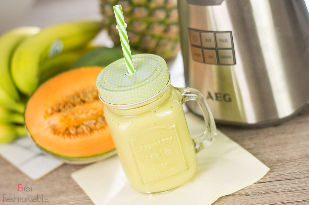 Avocado Melonen Smoothie
