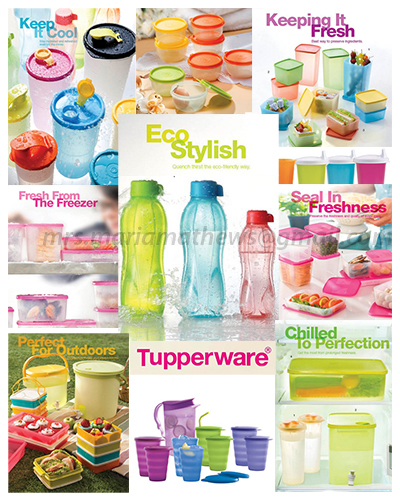 Tupperware to launch 14 new products