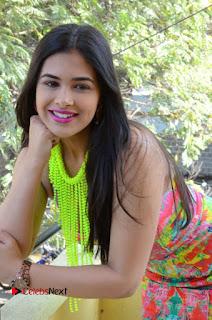 Telugu Actress Prasanna Stills in Short Dress at Inkenti Nuvve Cheppu Press Meet Stills  0115.JPG