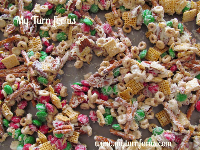 Christmas Candy snack
