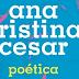 Resenha #30: Poética, Ana Cristina Cesar