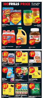 No Frills Flyer Ontario valid August 10 - 16, 2017