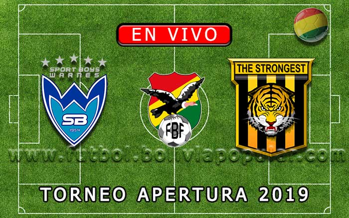 【En Vivo】Sport Boys vs. The Strongest - Torneo Apertura 2019