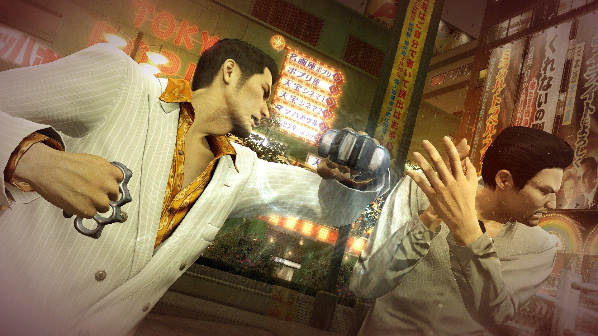 Download Yakuza 0 HD Wallpapers | Read games reviews, play online games & download games wallpapers