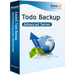 EaseUS Todo Backup Advanced Server 10.5.0.1 build 20170629 (Español)