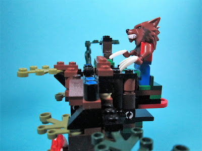 Sets LEGO Monster Figthers 9462 The Mummy e 9463 The Werewolf