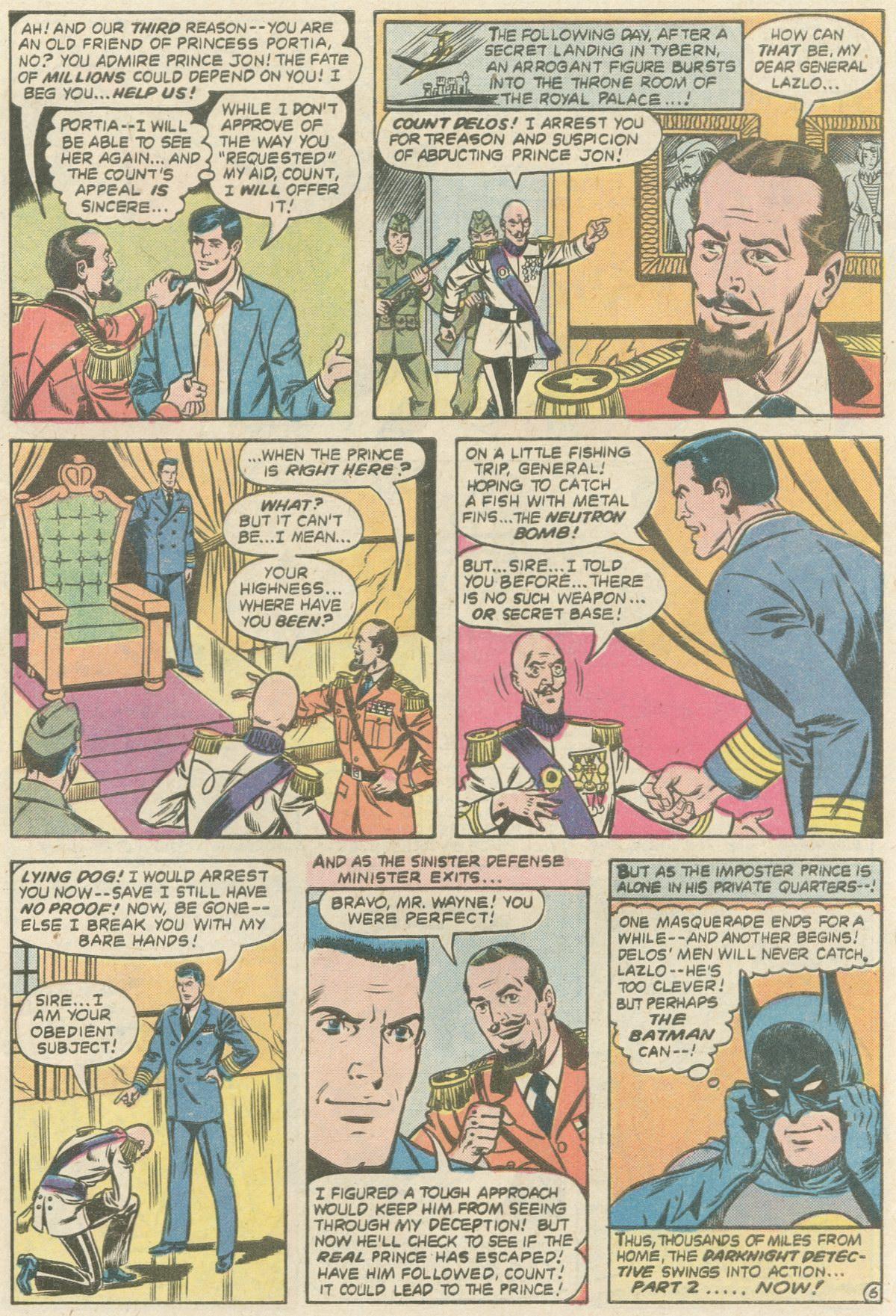 Read online World's Finest Comics comic -  Issue #253 - 9