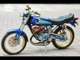 Modifikasi Motor Rx King 1997 Simple Keren Dan Elegan