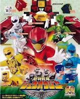 Dobutsu Sentai Zyuohger
