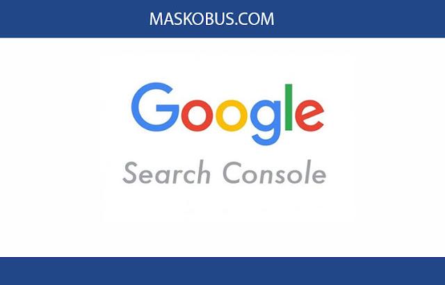 Cara daftar dan verifikasi google console