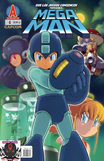 Megaman- Choques de los mundos Mm-01