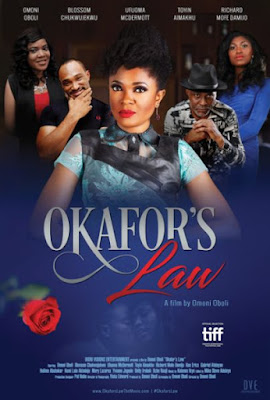 Okafors Law 405x600 405x600 - ENTERTAINMENT: The Lawsuit Against Me Over Okafor's Law Was One Of The Toughest Points Of My Career – Omoni Oboli