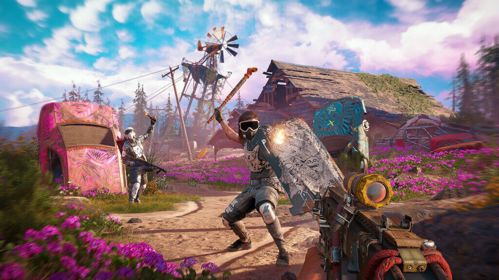 Far Cry New Dawn Patch Notes Released : Day 1 Patch Brings A List OF Fixes