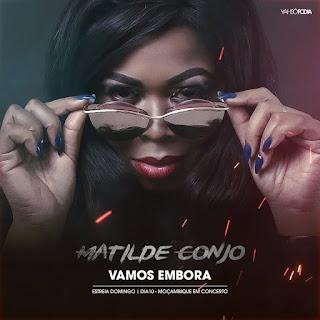 Matilde Conjo - Vamos Embora [Prod. Kadu Groove Beatz]