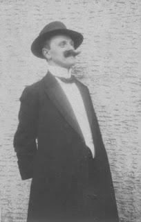 Joseph Stoll um 1914