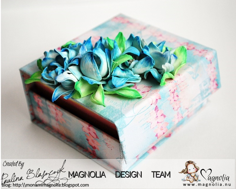 The Official Magnolia Inspiration Challenge: Small box with