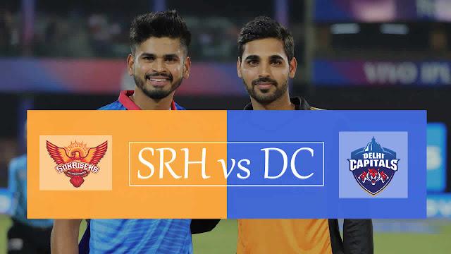 IPL 2019 SRH vs DC Dream11 Fantasy team Prediction,Tips ,Playing XI