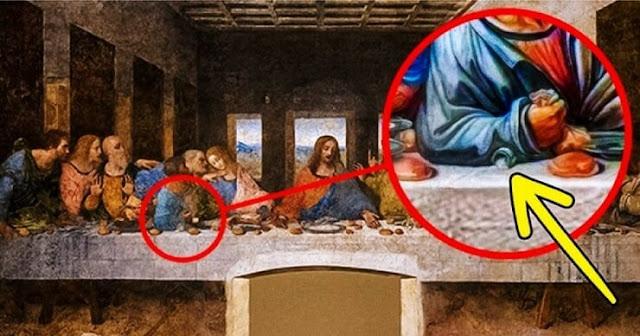 10 Mistérios Escondidos em Pinturas Famosas