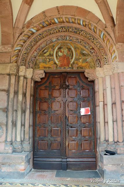 Iglesia de la Santa Fe de Sélestat