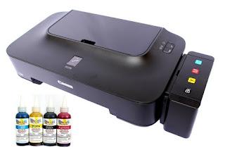Cara Mengatasi Printer Canon IP2770 Lampu Orange Berkedip 7 Kali