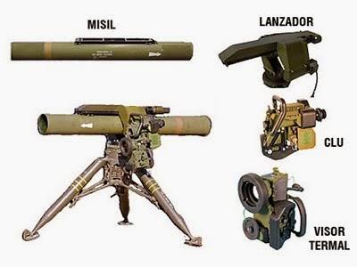 Resultado de imagen para misil Spike