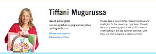Tiffani Mugurussa Scholastic