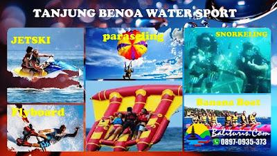 Tanjung benoa watersport tour