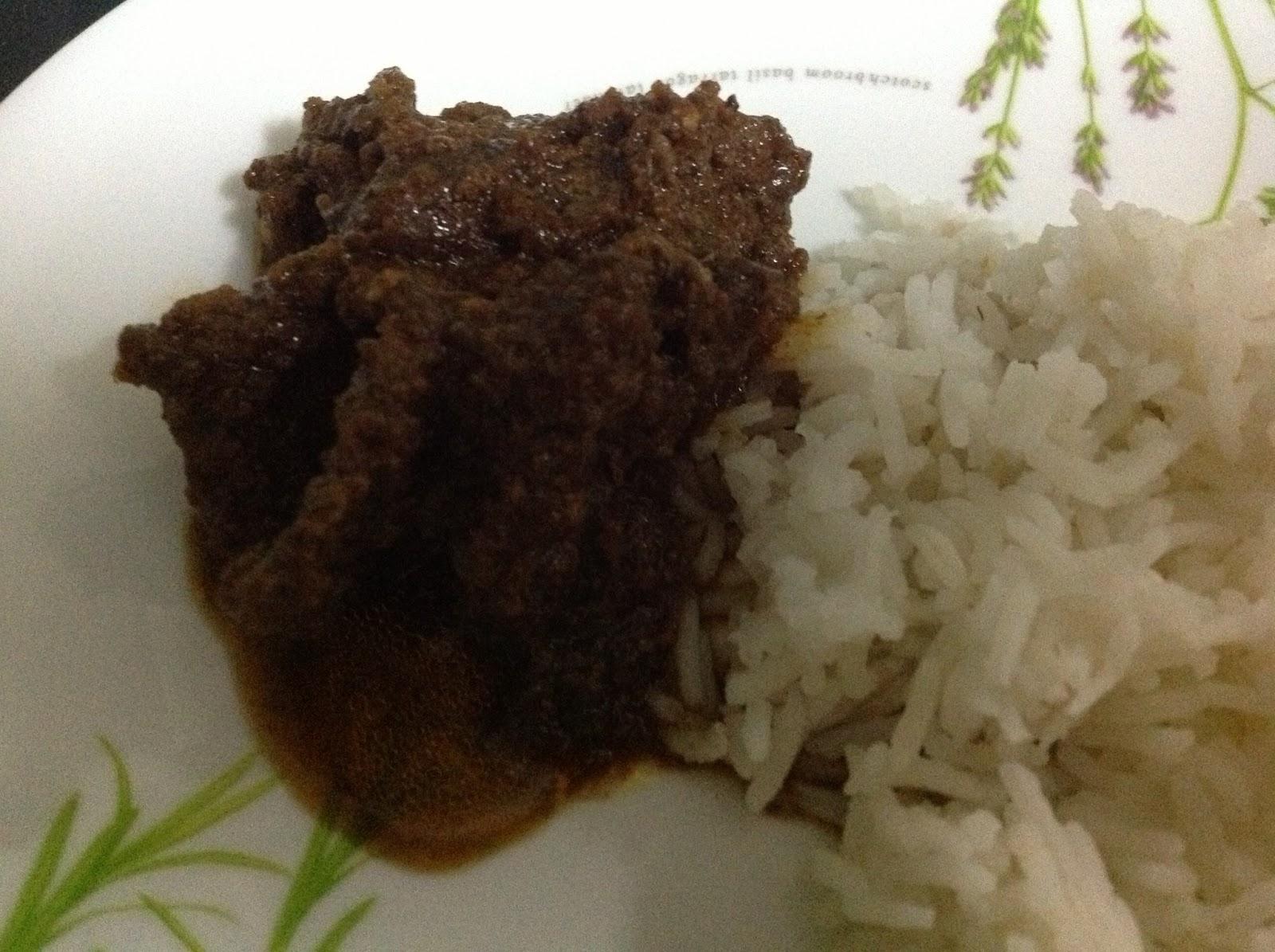 Himpunan Resepi Bonda...: Daging Masak Palembang