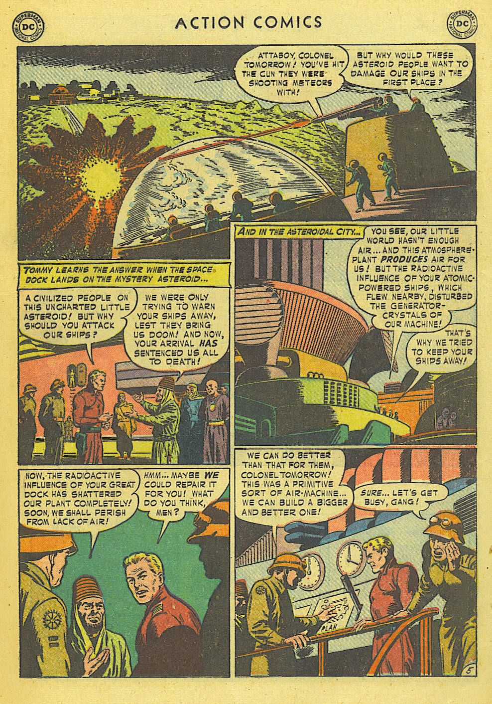 Read online Action Comics (1938) comic -  Issue #168 - 19