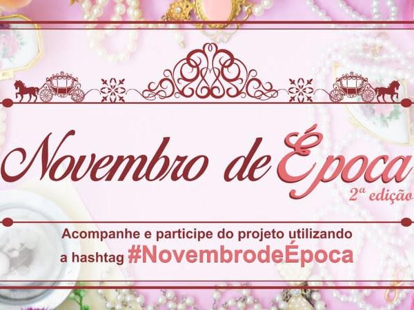 Novembro de Época 2ª edição