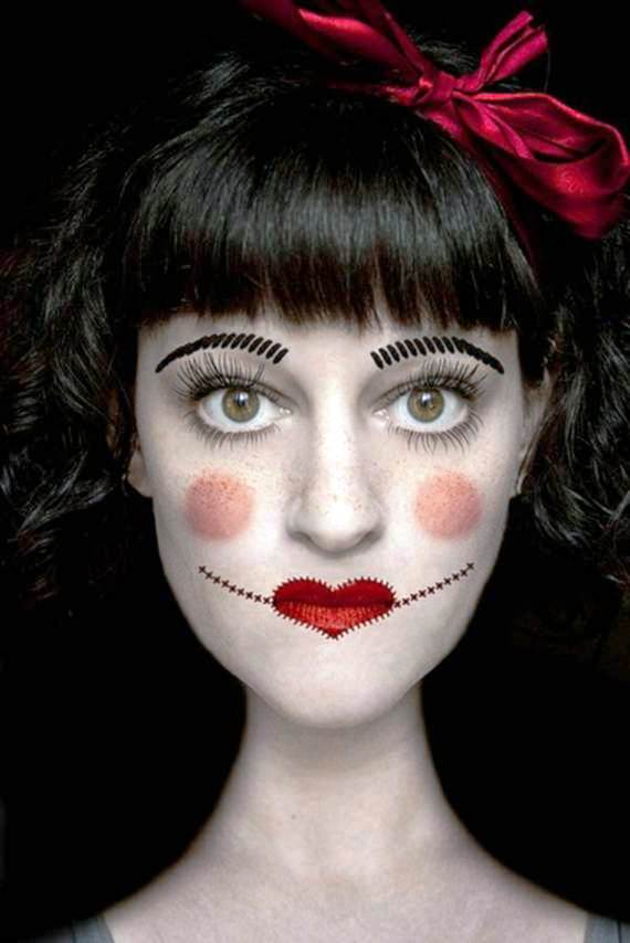 Happy Halloween Day: 25 Unique Halloween Makeup Ideas