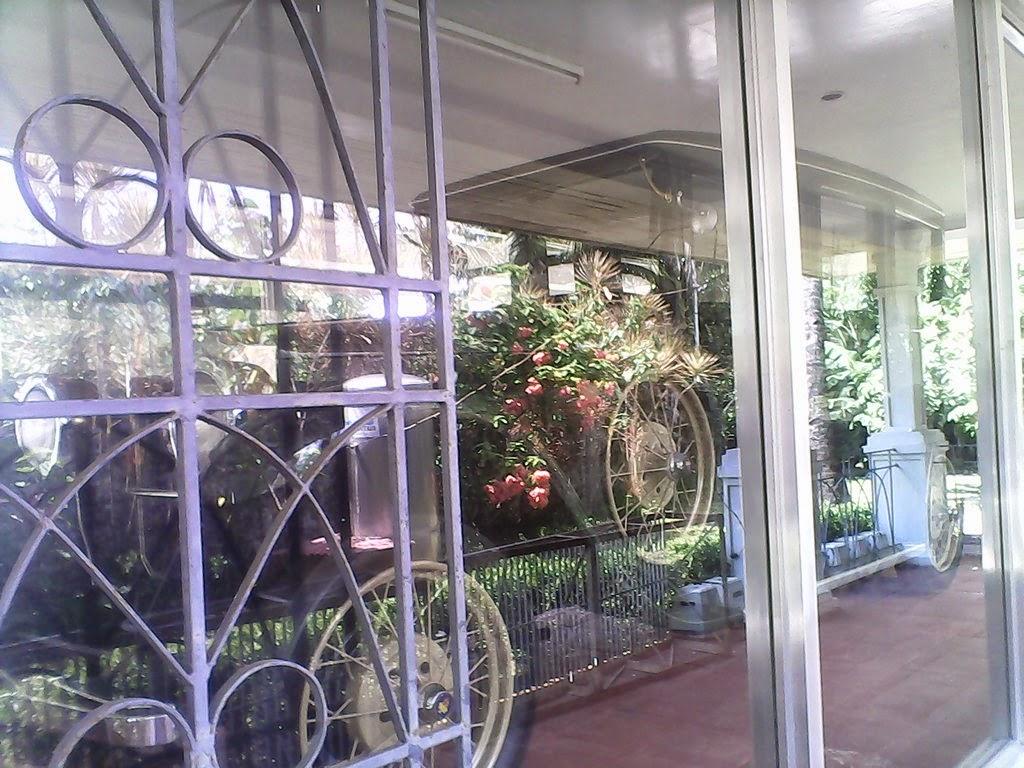 Emilio Aguinaldo house in cavite