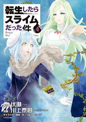 Tensei Shitara Slime Datta Ken Volume 4 Bahasa Indonesia