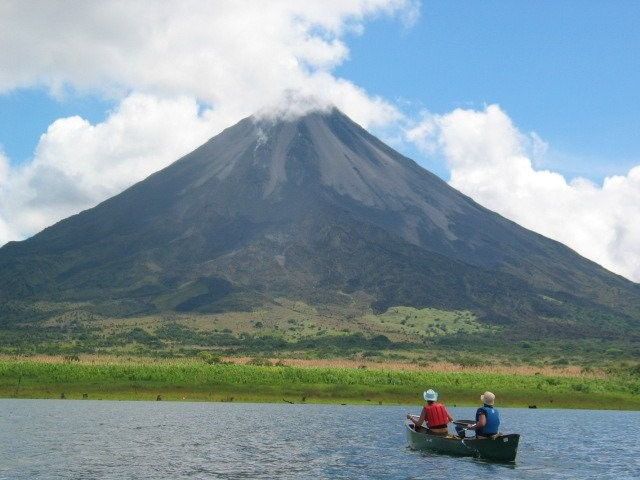 Geoturismo en Costa Rica