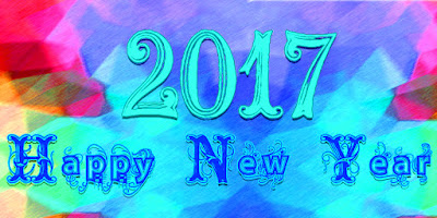 2017 New Year Greetings Thai