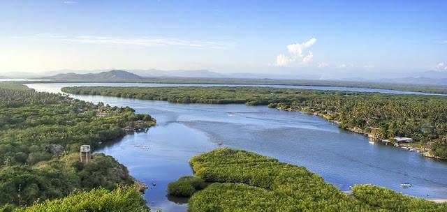 Lagunas Chacahua Oaxaca