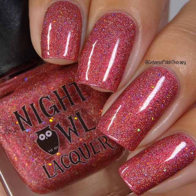 Night Owl Lacquer Holo Love