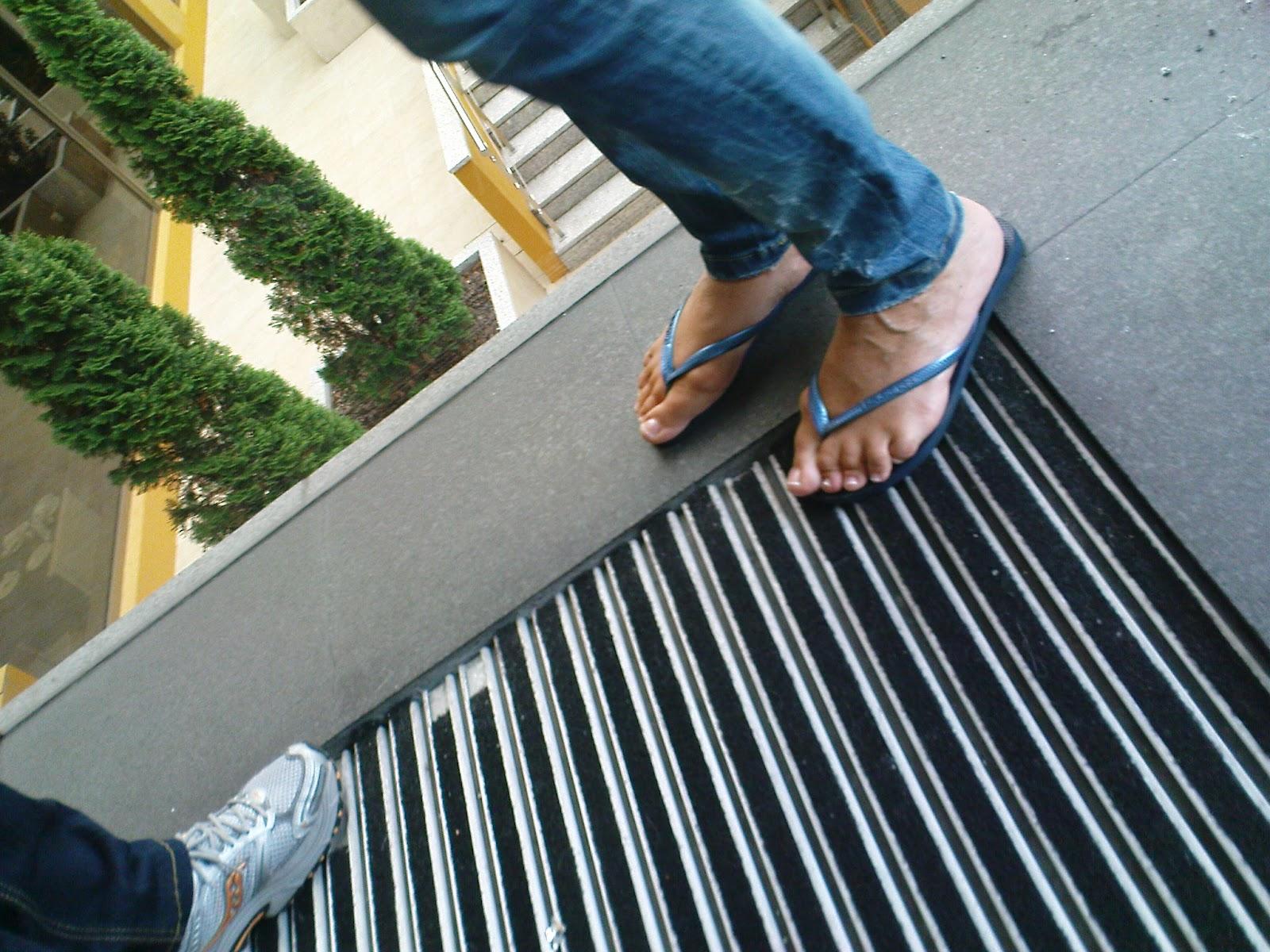 Pics Mature Feet