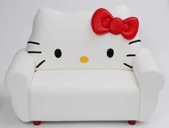Muebles de Hello Kitty